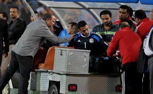 Shennawy injured