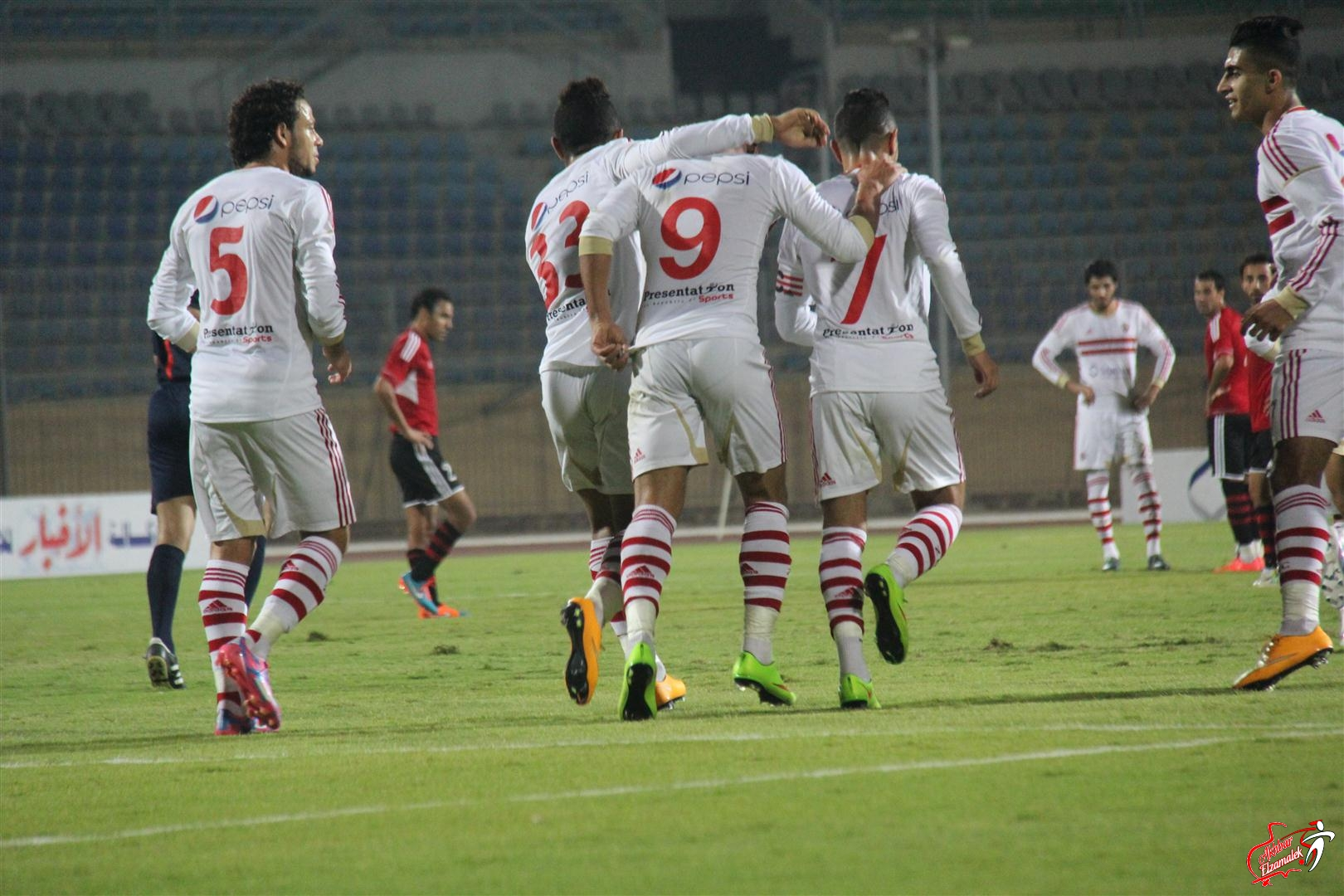 Zamalek extend leadership