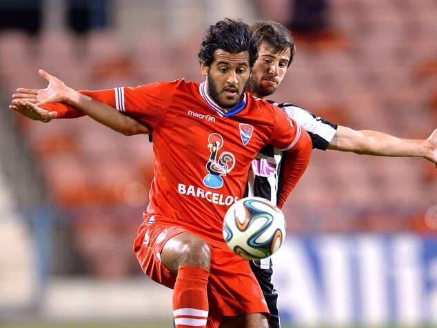 Marwan Mohsen scores