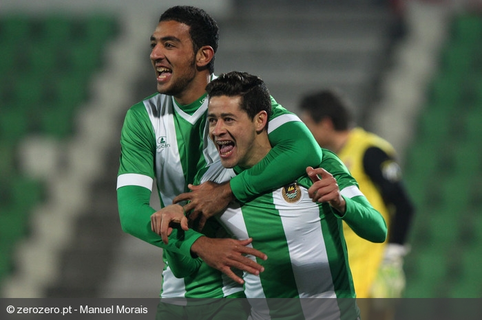 Rio Ave progress