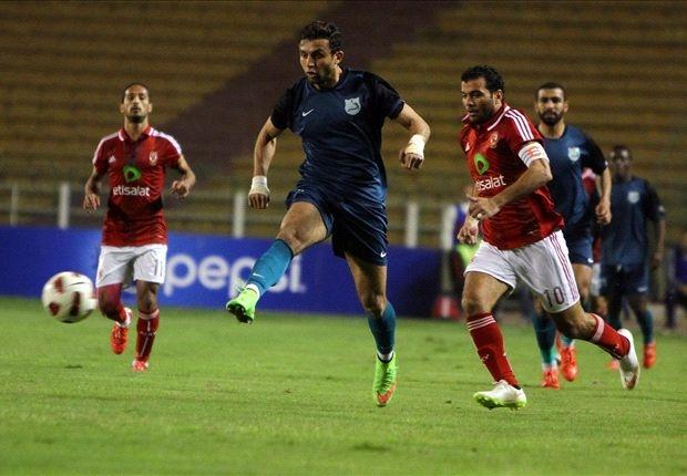 ENPPI vs Al Ahly