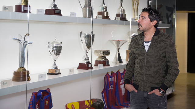FC Barcelona official website