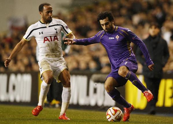 Mohamed Salah vs Townsend