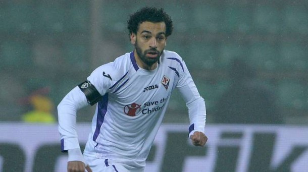 Salah - Fiorentina squad
