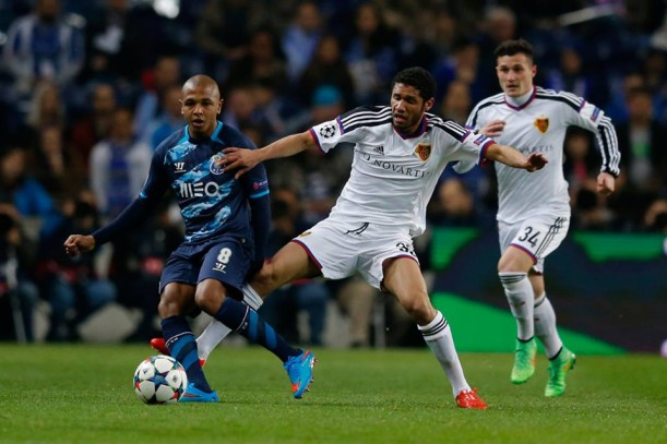 El-Nenny Photo: FC Basel's official Facebook page