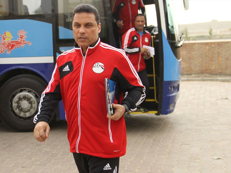 Hossam El-Badry Egypt Olympic team squad