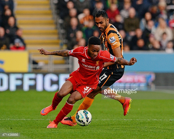 Ahmed Elmohamady assists Hull City vs Liverpool