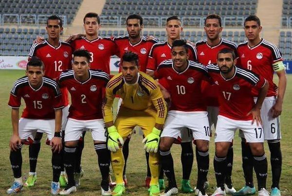 Egypt U-23s