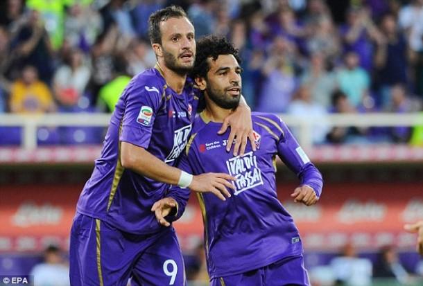 Mohamed Salah vs Parma