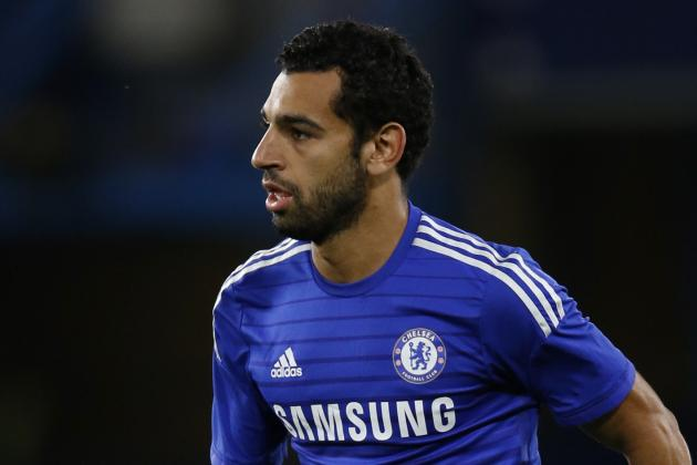 Salah - Chelsea