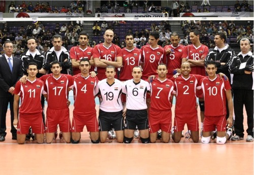 Volleyball Egypt