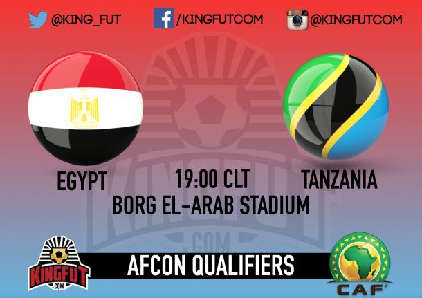 Egypt - Tanzania Live Commentary