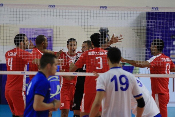 Photo: FIVB