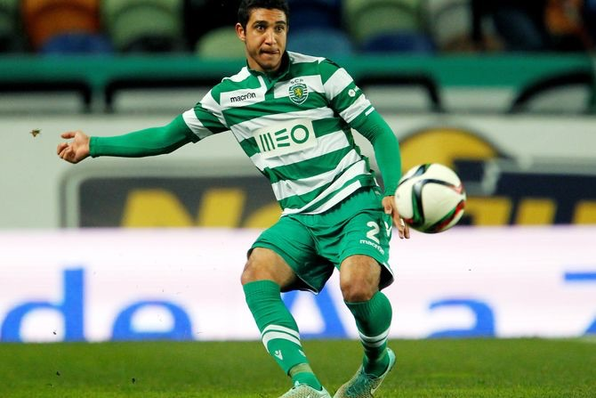 Rami Rabia - Sporting Lisbon