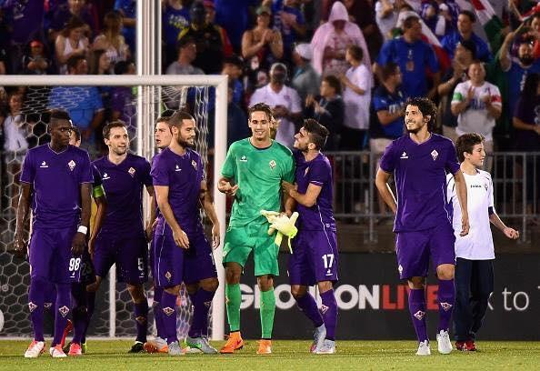 Ahmed Hegazy - Fiorentina vs Benfica
