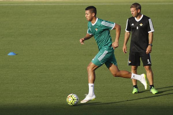 Amro Tarek Real Betis