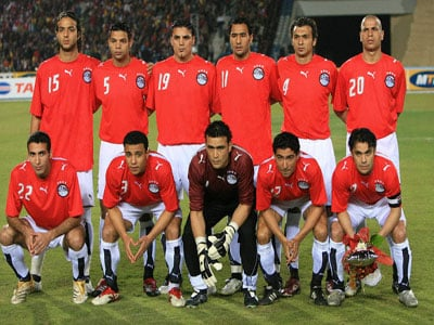 Egypt Squad 2006