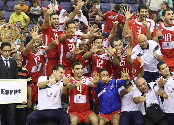 Egypt Volleyball - African Nations Championship