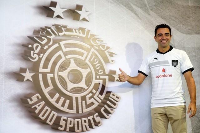 Xavi - Qatar