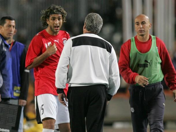 Mido vs Shehata 2006
