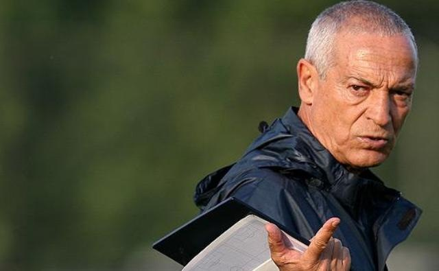 Jesualdo Ferreira Training Zamalek