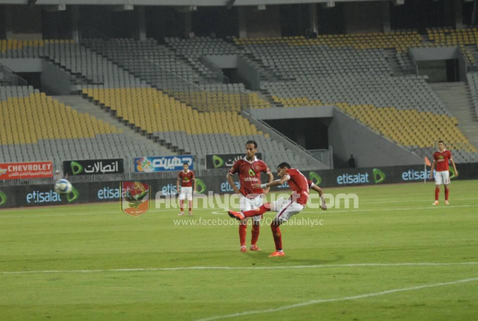momen Zakaria Goal Al Ahly