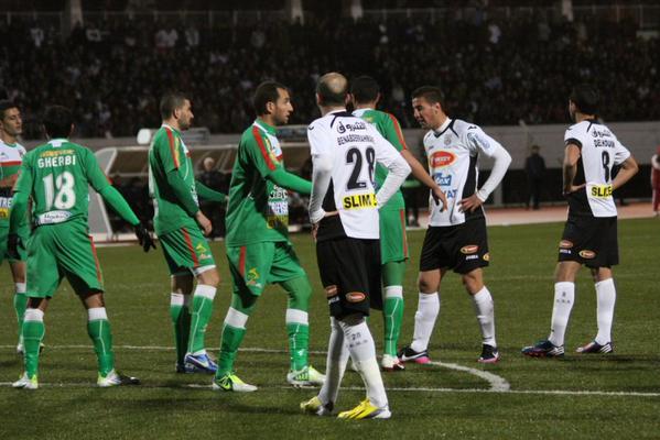 Sétif's manager Zamalek