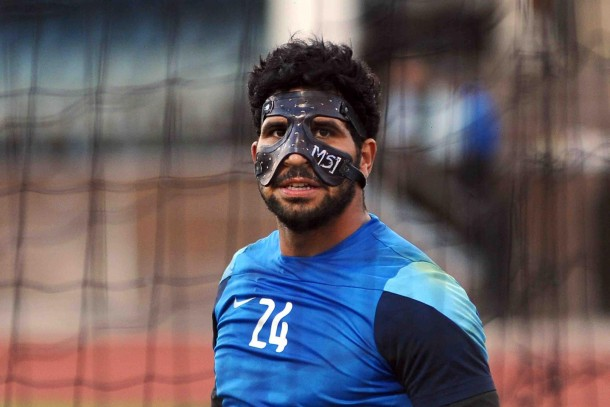 Smouha's Soliman out for six months with ACL tear