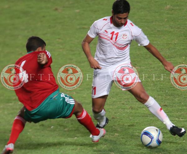 Morocco vs Tunisia