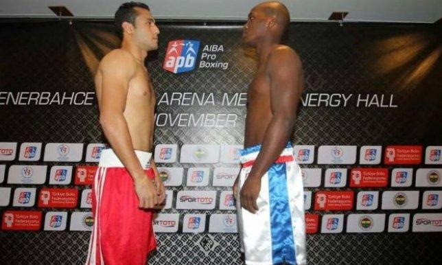 Hossam Abdin Bakr Boxing Champion