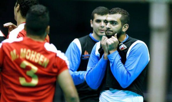 Egypt's 4th place in juniors world championship