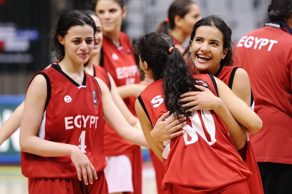 Egypt in 2015 FIBA Afrobasket