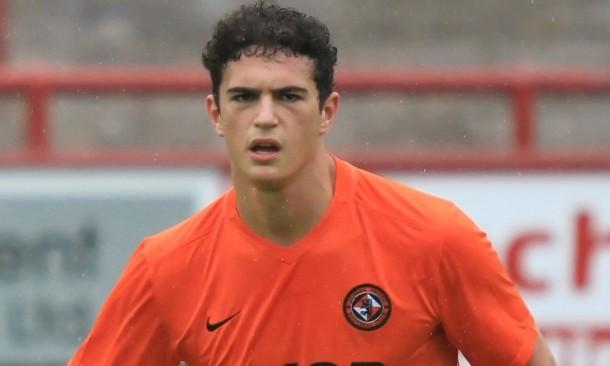 Jassem Sukar - Dundee United