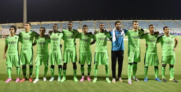 Al Ahli Jeddah official twitter account