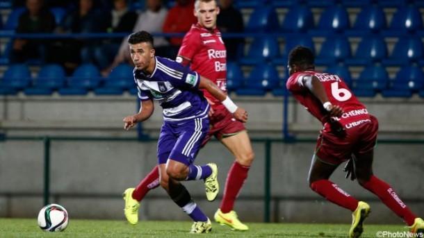 Mahmoud Trezeguet - Anderlecht