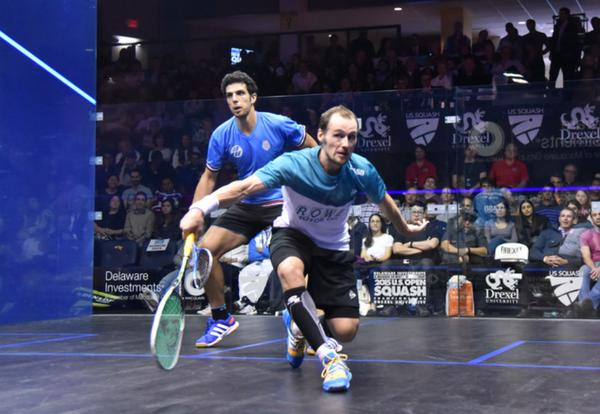Photo: US Open Squash official website