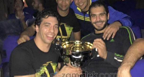 El-Ahmar Zamalek