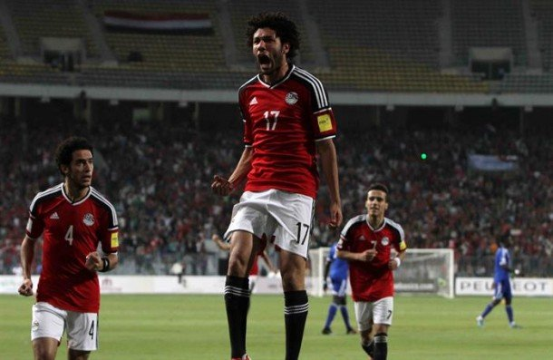 Mohamed ElNeny Egypt