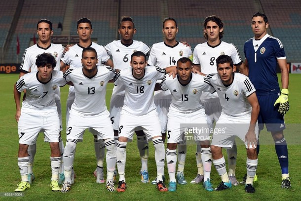 Libyan national team