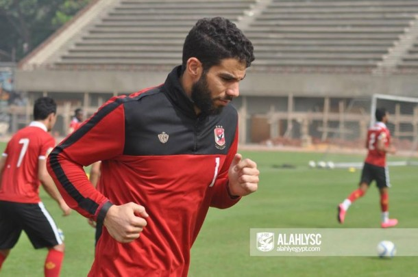 Ekramy back to squad against Misr El-Maqassa