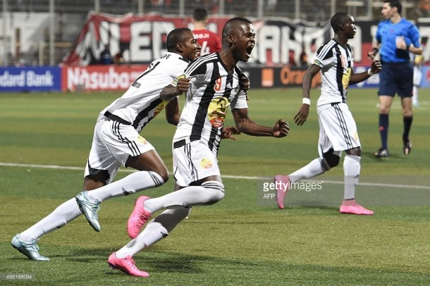 TP Mazembe vs USM Alger CL final first leg