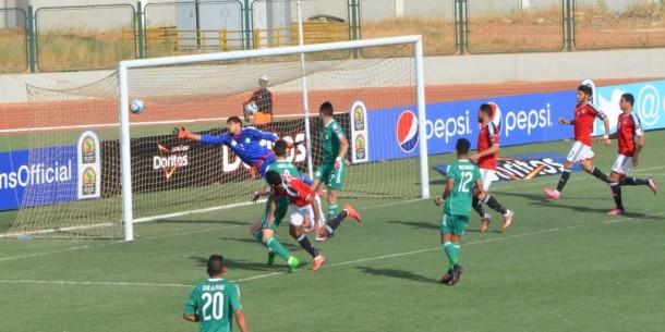 U23 Egypt Algeria AFCON