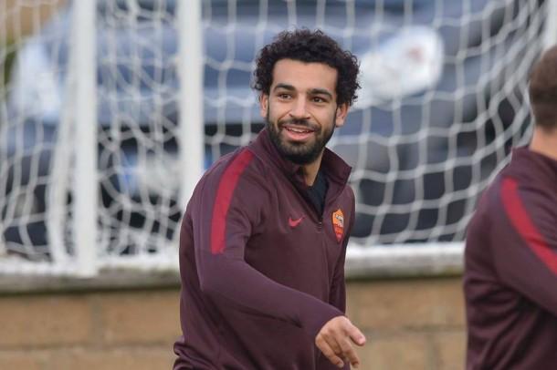 Mohamed Salah ready