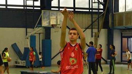 Omar El-Sheik Basketball
