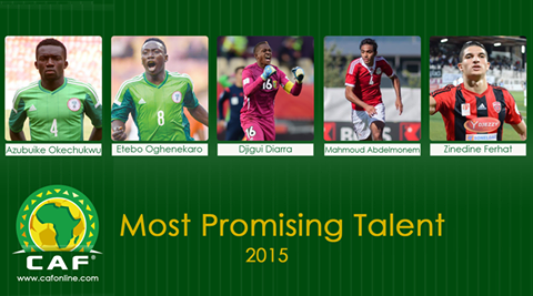 Kahraba nominated for African most promising talent of the year