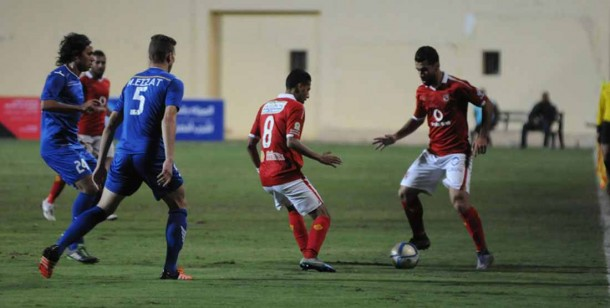 Smouha Peseiro fans reason Ahly lost game