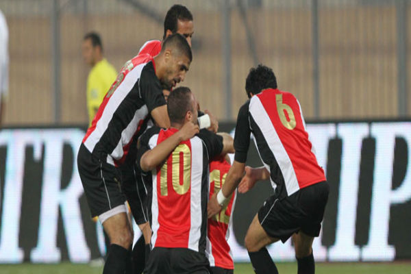 Tala'a El-Gaish win