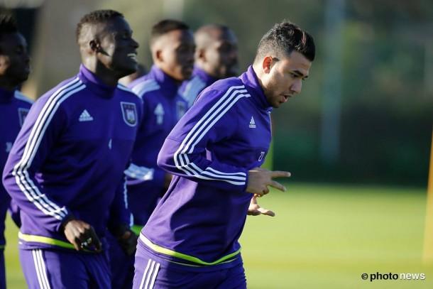 Mahmoud Trezeguet Anderlecht