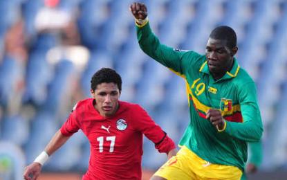 Mohamed Elneny Egypt U-23