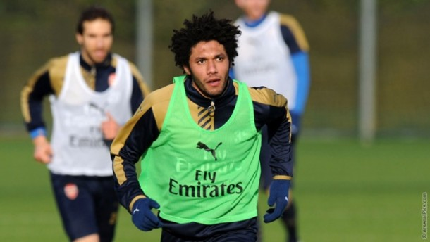 elneny training